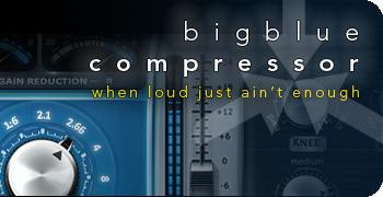 112dB Big Blue Compressor